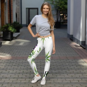 Leggings White WP